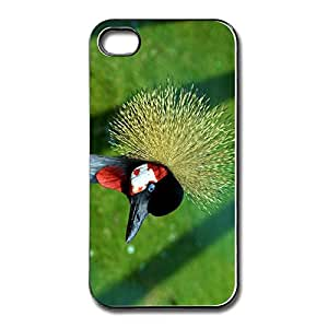 Movies Crowned Crane IPhone 4 4S Case Cover - Custom Your Own ECO IPhone 4 4S Case For Him