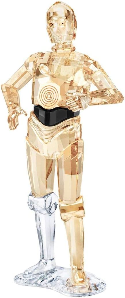 Swarovski star wars c-3po 11.3 - cristallo, multicolore 5473052