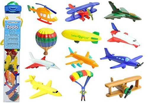Toob Safari Toob In The Sky Miniatures by