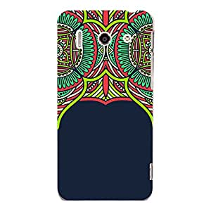"Disagu Design Protective Case para Huawei Ascend G510 Funda Cover ""Mandala No.8"""