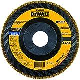 Disco Flap Plástico Reto, DeWalt, Amarelo, Preto e Azul