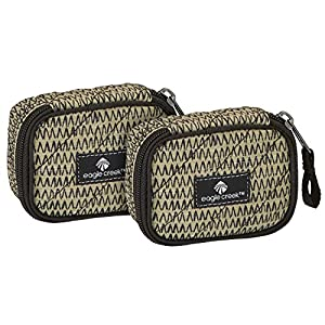 Eagle Creek Pack-It Original Quilted Mini Cube(Xs) 2pc Set, Repeal Tan