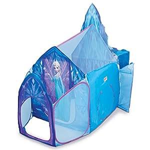 Amazon Com Playhut Disney S Frozen Elsa S Ice Castle