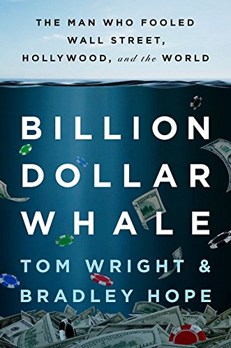 51B7qwoHBxL - Billion Dollar Whale: The Man Who Fooled Wall Street, Hollywood, and the World