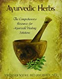 Ayurvedic Herbs: The Comprehensive Resource for Ayurvedic Healing Solutions - 51B7rElxVCL - Ayurvedic Herbs: The Comprehensive Resource for Ayurvedic Healing Solutions