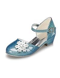 Terabithia Frozen Girl's Dress Shoe Mary Janes