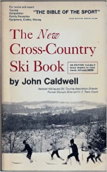 The new cross-country ski book