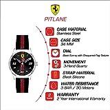 Ferrari Men's Stainless Steel Quartz Watch with