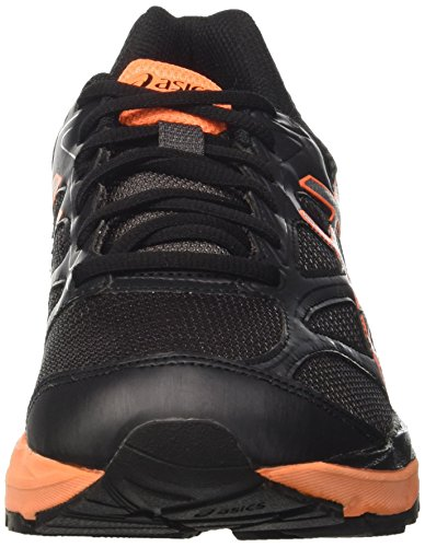 Asics Gel-pulse 8 G-tx - Entrenamiento y correr Hombre Nero (Black/Silver/Hot Orange)