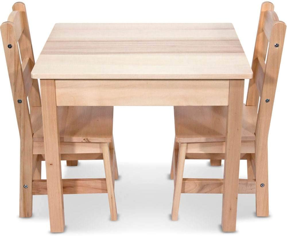 Melissa Doug Tables & Chairs
