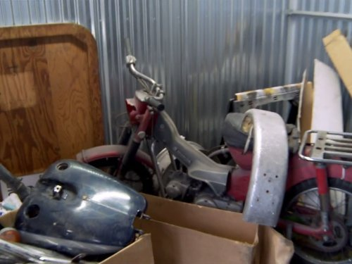 Motorcycle Parts Auction - 9