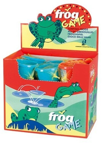 Simba Toys 6044122 Frog jump game by Simba Toys