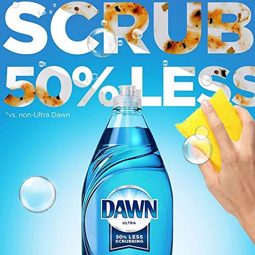 Dawn Ultra Concentrated Dish Detergent – Original Scent – 90 oz. Bottle