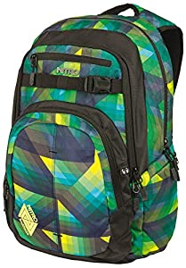 Nitro Snowboards Rucksack Chase, geo green, 51 x 37 x 23 cm, 35 Litre, 878014
