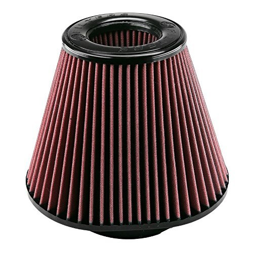 S&B Filters CR-90020 AFE Cold Air Intake Replacement Filter ; Cleanable Filter