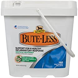 WF Young Bute Less Pellet Herbal Support to Help Manage Discomfort 2lbs bag