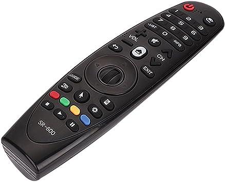 Haihuic Reemplazo de Control Remoto mágico para LG AN-MR650 Smart TV OLED G6 E6 C6 B6, Súper UHD UH9500 UH8500 UH7700, UHD 4K UH6550 Uh6500 Uh6350 Uh6330 Uh6300: Amazon.es: Electrónica