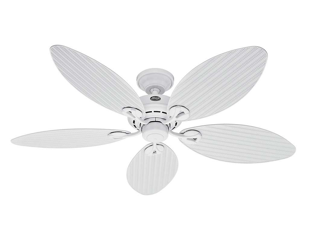 blade fan leaf and size blades lighting tropical fans ceiling by palm with