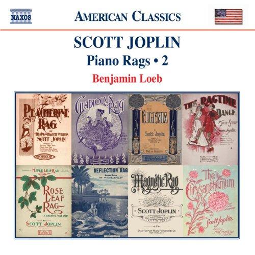 Joplin: Piano Rags, Vol. 2 ()