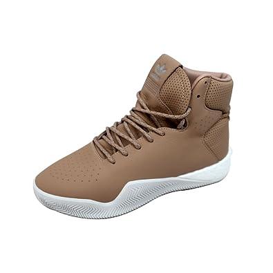96ec2db75fa2b adidas Men's Tubular Instinct Boost Beige/White BB8400 Shoe 13 M US Men