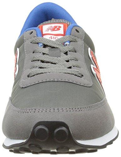 Baskets 030 Balance Grey Adulte 60 487381 Gris Basses New Mixte tfaqHyqB