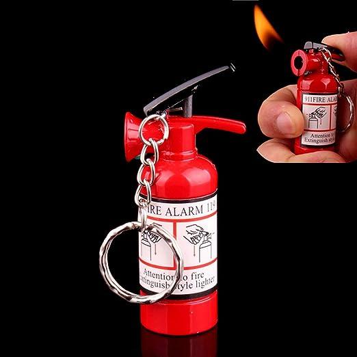 Angelliu - Extintor de fuego para encendedor de butano ...