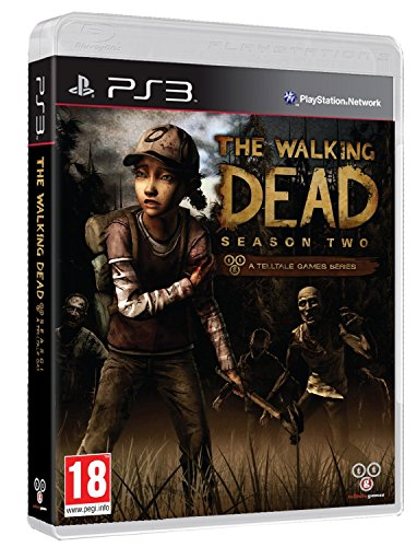The Walking Dead Season 2 (PS3) (Game Of Thrones Ps3 Video Game)