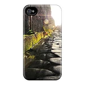 Cute High Quality Iphone 4/4s Moss Stone Road Case