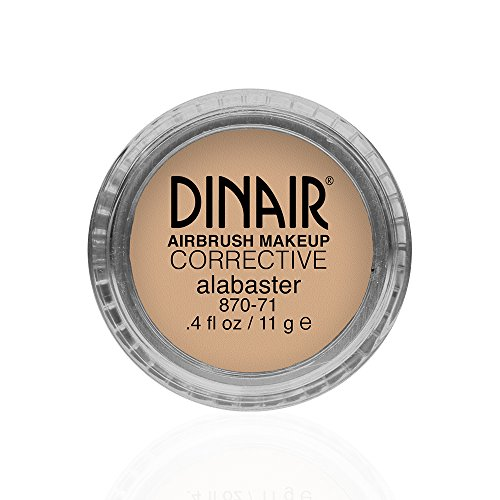 Dinair Makeup Under Eye Concealers (Alabaster) by Dinair Airbrush Makeup
