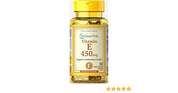 Vitamina E 1000 IU 50 perlas. E1000. 1 und.: Amazon.es: Salud y cuidado personal