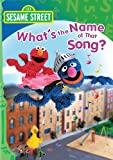 VHS : Sesame Street: What's The Name Of That Song?