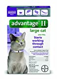 Kyпить Bayer Advantage II for Large Cats Over 9 lbs, 6 Pack на Amazon.com