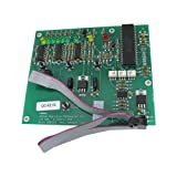 Zodiac W082641 Printed Circuit Board Controller Replacement for Zodiac Jandy LM3 series Pool and Spa Water Purification System