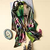 National style silk scarves, cheongsam shawls, high-end mulberry silk