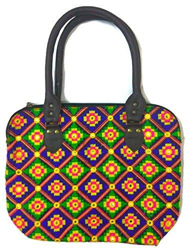 Trend Overseas , Pochette pour femme multicolore multicolore