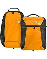 Eagle Creek Pack-It Sport Active Set (Carrot/Black)