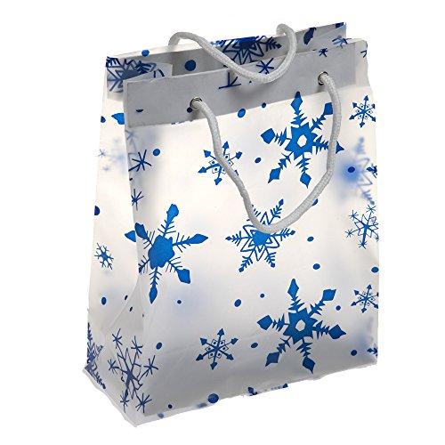 Medium Snowflake Gift Bags