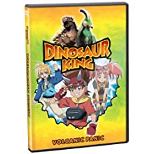 Dinosaur King: Volcanic Panic (2008)
