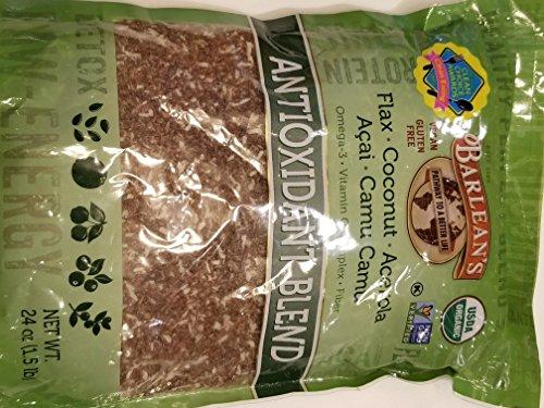 Cheap Barlean's Antioxidant Blend- Flax, Coconut, Acerola, Acai, and Camu Camu