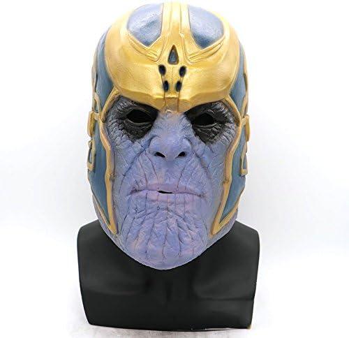 ABEDOE Máscaras de los Vengadores de Marvel, máscaras de Thanos ...