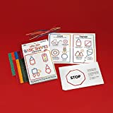 WIKKI STIX BASIC SHAPES KIT (Set of 6)