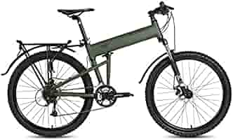Montague Paratrooper 24 Speed Folding Mountain Bike