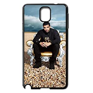 D-PAFD Customized Print Drake Hard Skin Case Compatible For Samsung Galaxy Note 3 N9000