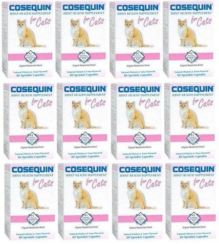 Cosequin Feline for Cats 80 ct x 12 pk