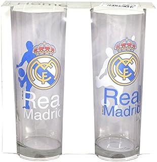 Real Madrid – Vaso (2 unidades)