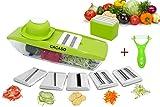 Mandoline Slicer Kitchen Vegetable Slicer Food Slicer Kitchen...