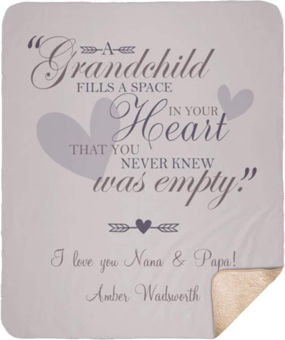 Yellow Charcoal Grandma Minky Blanket \u2022 Grandma Blanket  Grandmother Blanket  Gift for Grandma  Mother/'s Day Gift Pink
