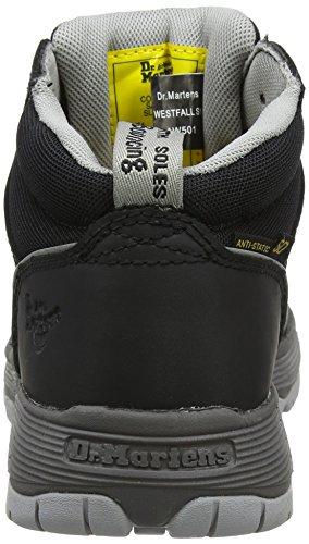 Black Nero S1p Antinfortunistiche 001 Scarpe Martens Donna Westfall Dr 6vxwqA0Fw