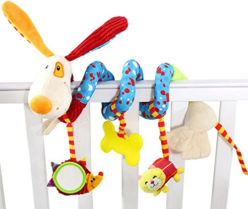 Chodx Toddler Stroller Crib Toys, Dog (Dog Mobile compare prices)