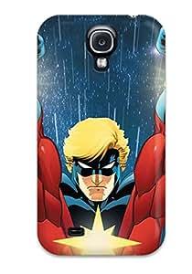 Lucas B Schmidt's Shop High Quality Captain Marvel Case For Galaxy S4 / Perfect Case